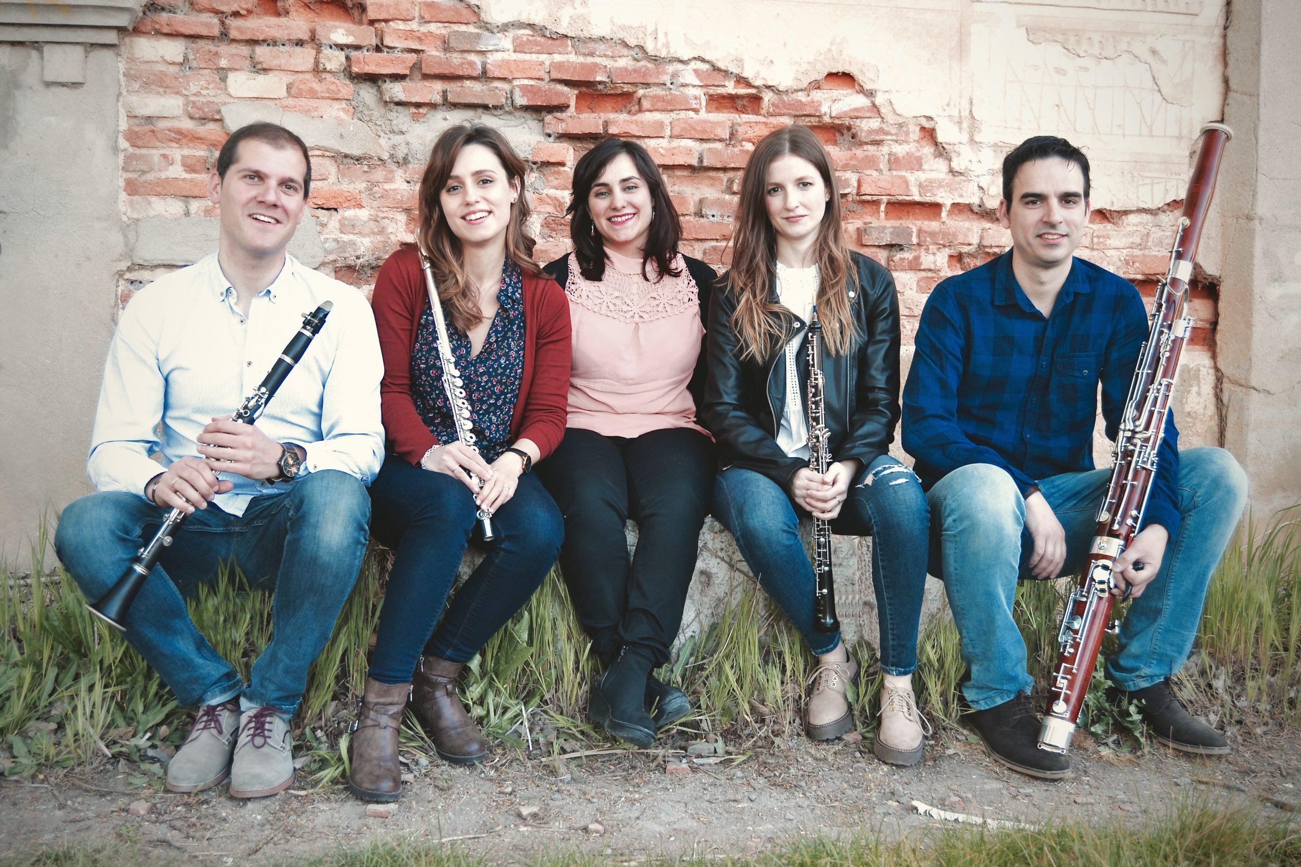 grupo de musicos para conciertos en directo Scherzo
