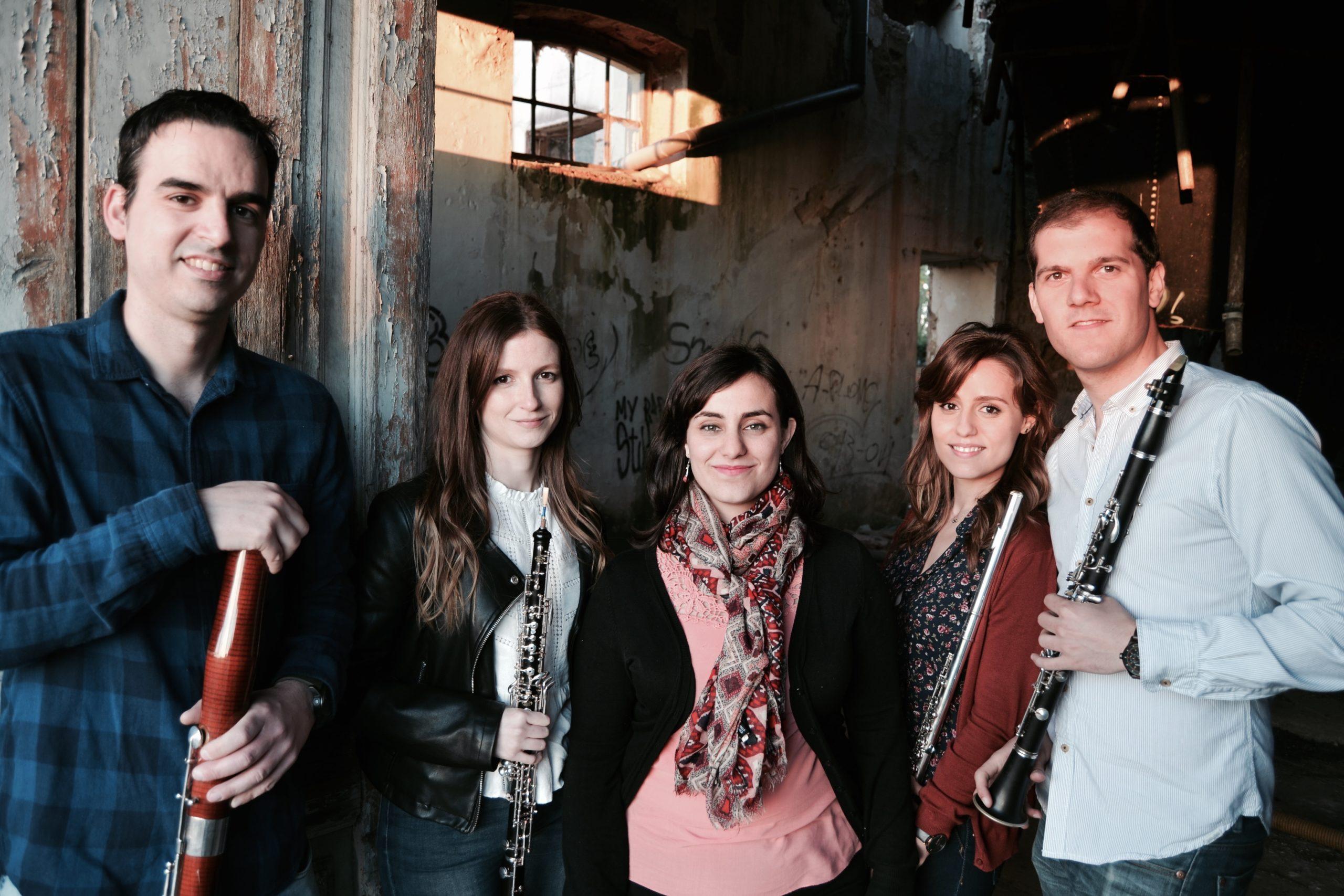 Grupo de música en directo para celebraciones Scherzo