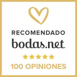 recomendado por bodas.net con más de cien opiniones