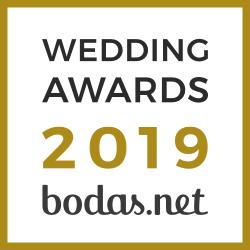premio de bodas.net para Scherzo en 2019
