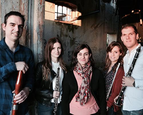 grupo de música clásica Scherzo
