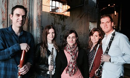 Repertorio quinteto de viento Scherzo