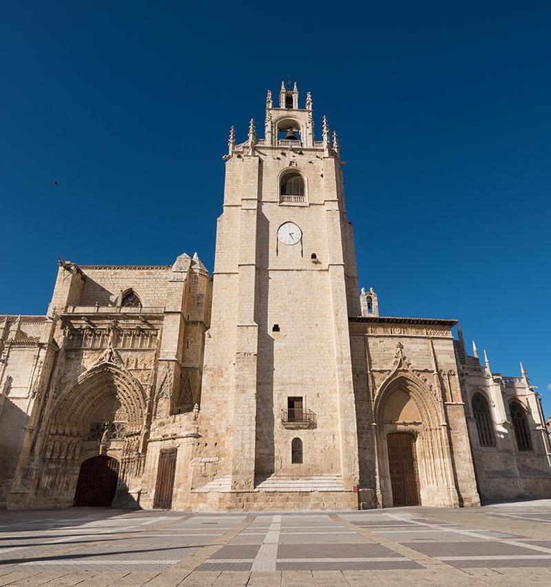 Catedral de Palencia para ceremonias religiosas y civiles