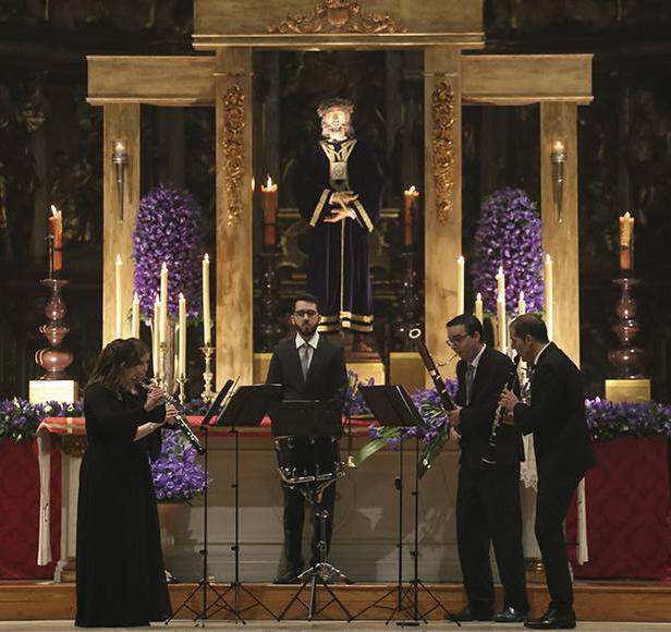 Concierto música de cámara Catedral de Valladolid